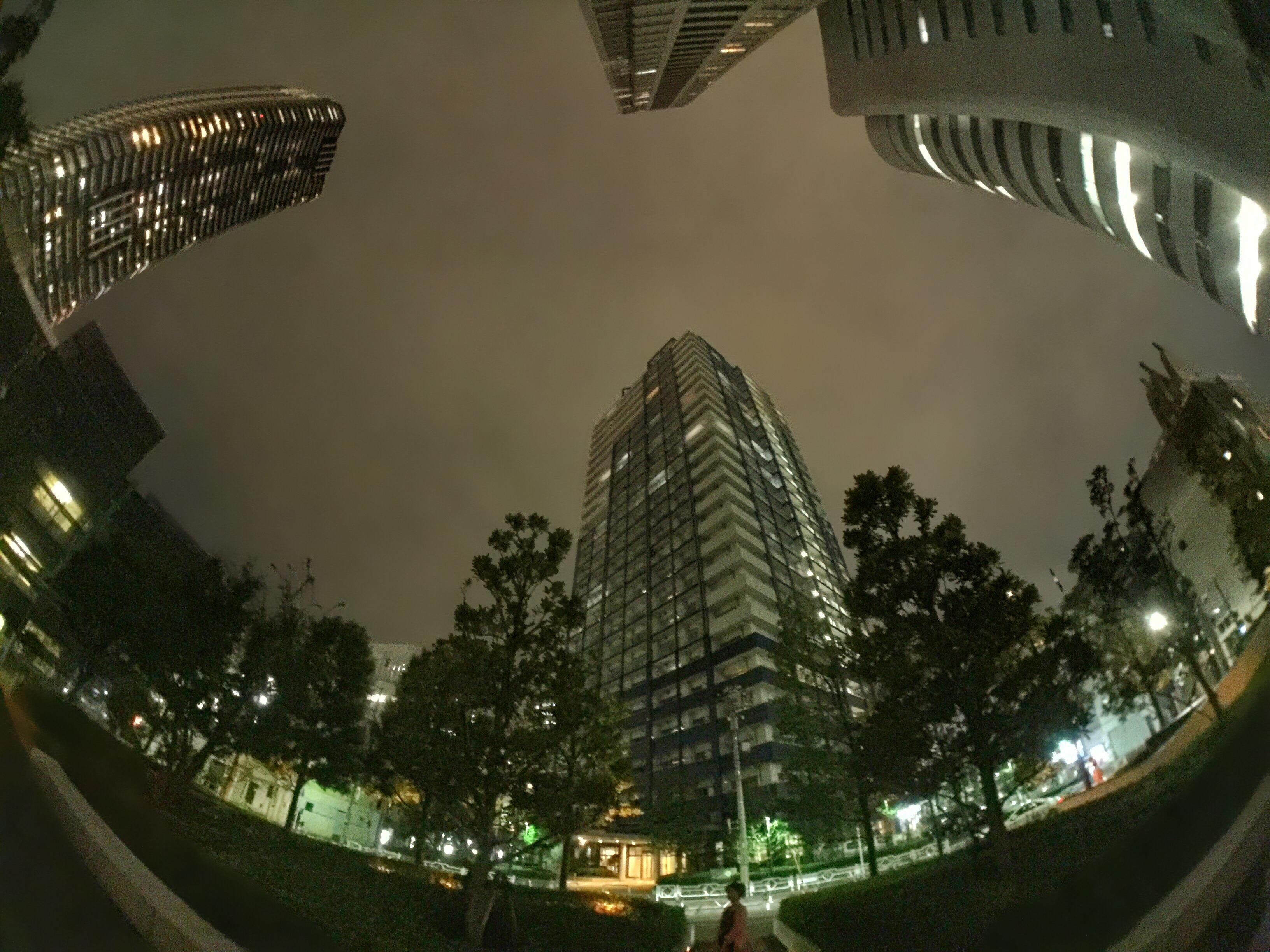 20161011東京築地タワーマンション