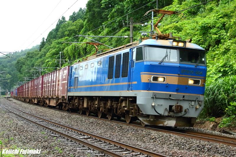 藤巻 佳一 鉄道写真撮影記 Fujim...
