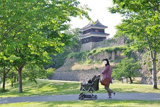 5-28上田城を後に