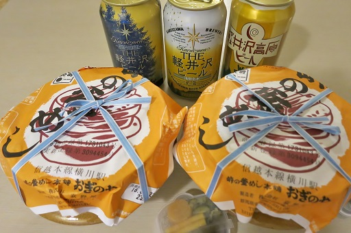 5-28釜めし&ビール