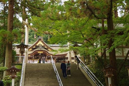 10-22三輪神社階段