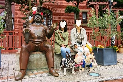 10-23神像記念撮影