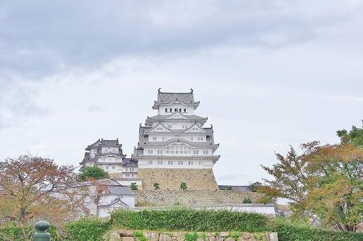 11-9姫路城最初