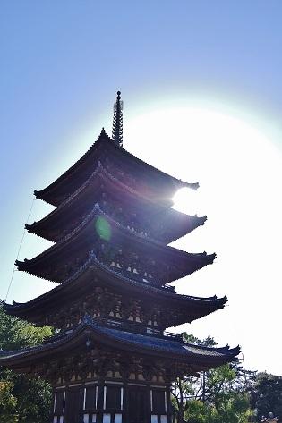10-25興福寺たて