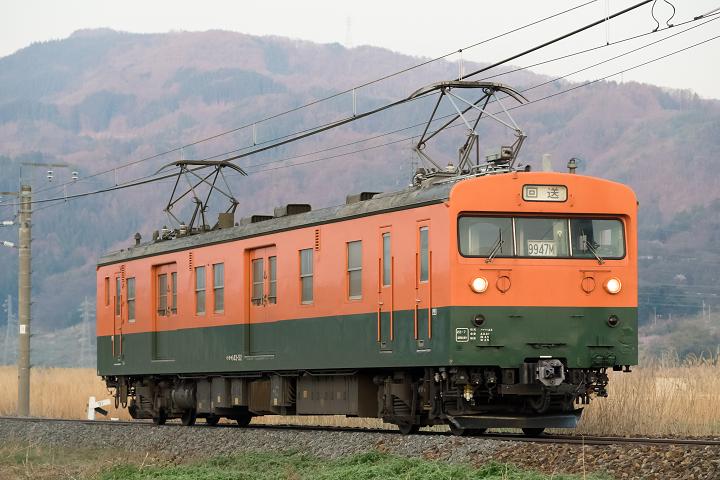 クモヤ143-146s