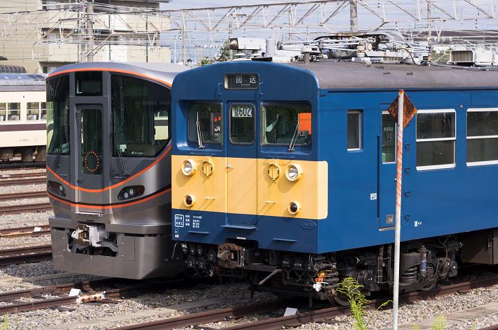 クモヤ145-537s