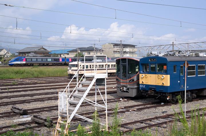 クモヤ145-548s