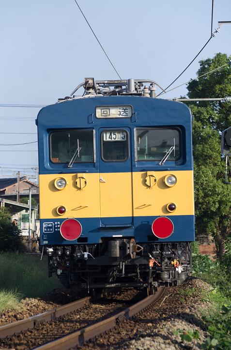 クモヤ145-573s