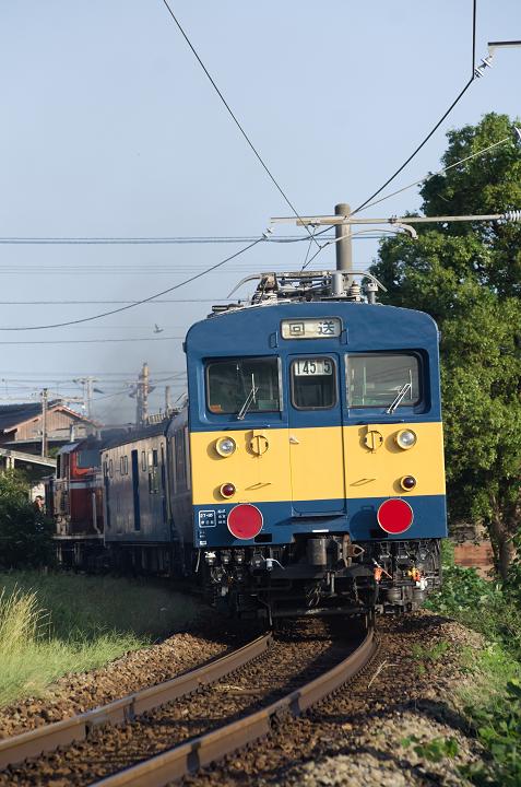 クモヤ145-582s