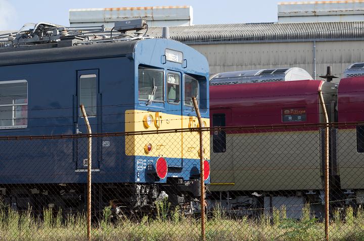 クモヤ145-591s