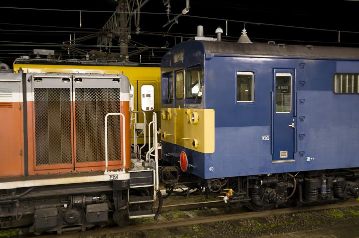 クモヤ145-550s
