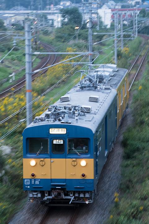 クモヤ145-634s