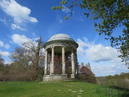 Petworth House and Park①ランス...