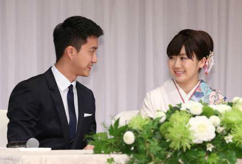 愛ちゃん結婚会見2