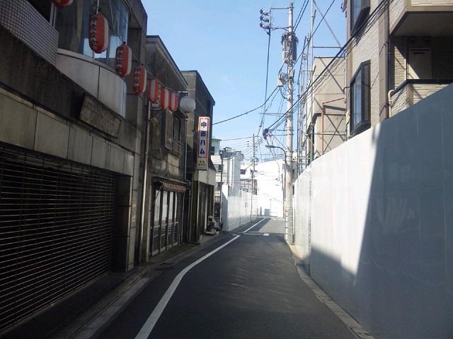 けやき橋商店会 3