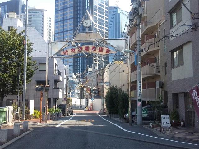 けやき橋商店会 9