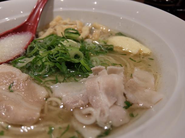 白醤油魚介