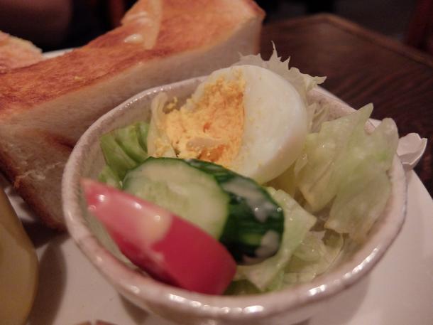 玉子サラダ