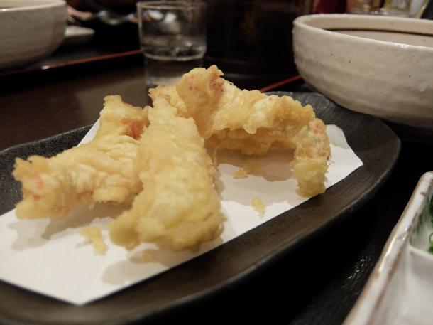 かしわの天ぷら