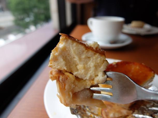 桃のシブースト