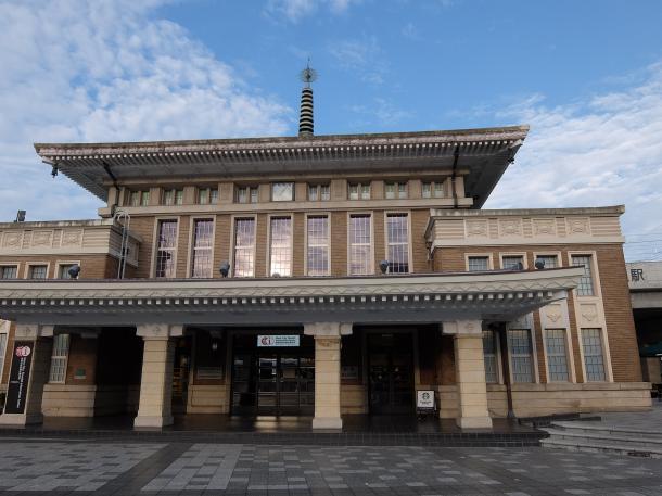 旧奈良駅舎