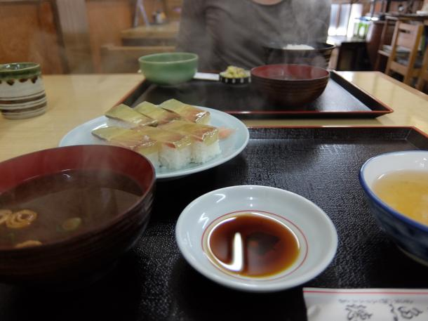 天ぷらが来る前
