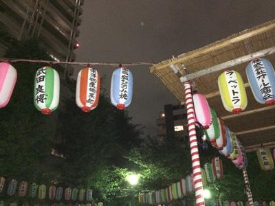 20160729銀一盆踊り4
