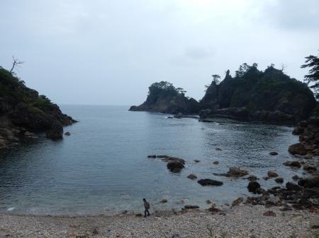 浄土ヶ浦海岸