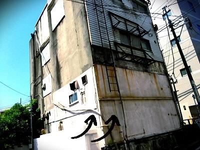 大井町の梯子001