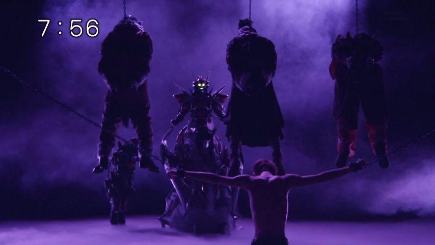 ジュウオウジャー#16生贄の獣たち