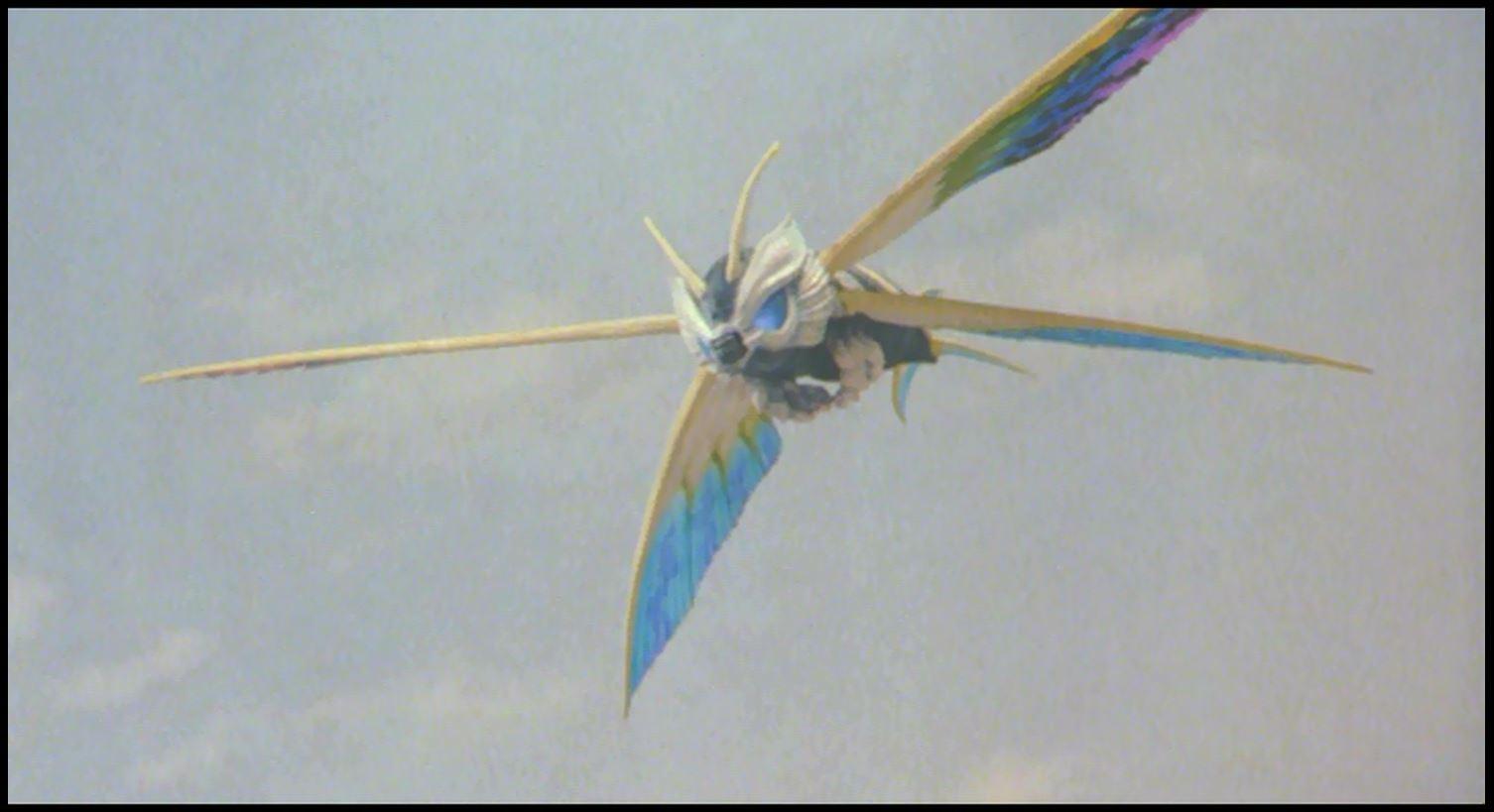 通称飛び魚モスラ