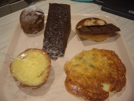 パン(ロイズチョコレート)