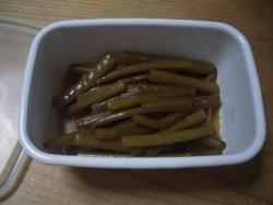 作り置き惣菜