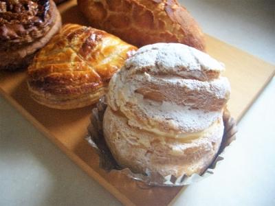 パン屋さんのパン(アトリエドリーブ)