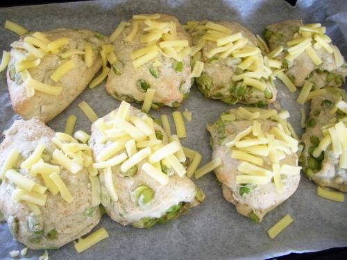 手づくりパン(チャパタ)