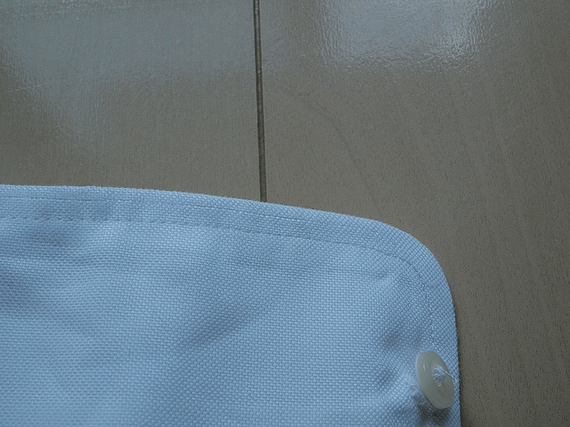 【修理後】ブルックスブラザーズ袖2