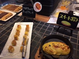 チーズケーキ・スイートポテト
