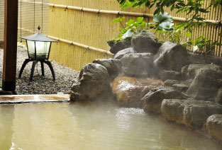 リ・カーヴの風呂