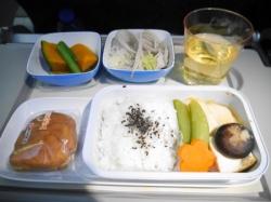 ガルーダ機内食 和食