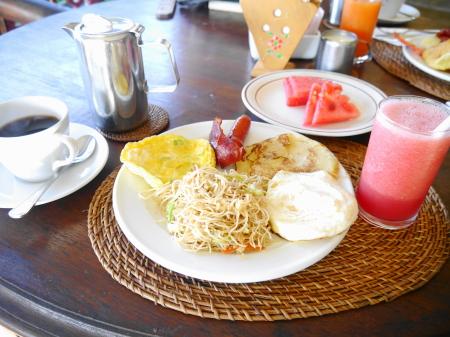 チェンダナの朝食