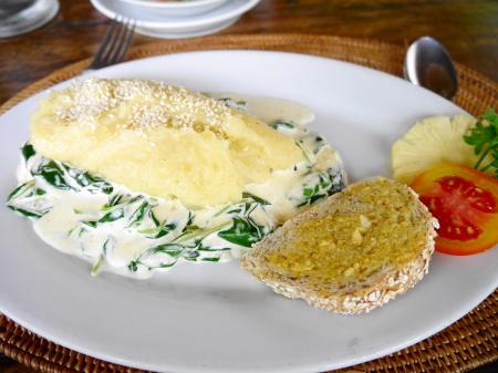 クリームチーズポテト
