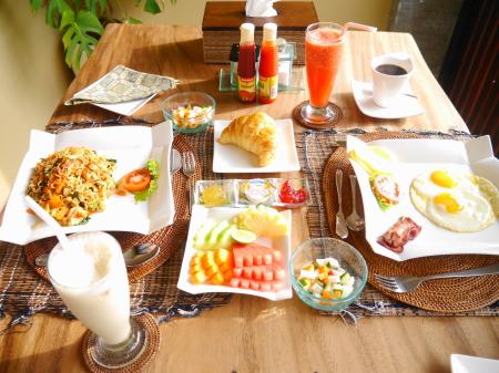 ニケヴィラ朝食