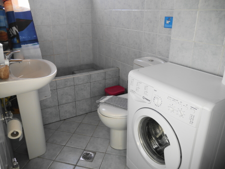 ハニア バスルーム