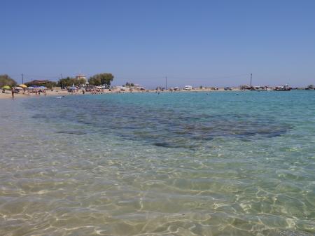 泳ぎやすさ抜群スタブロスビーチ