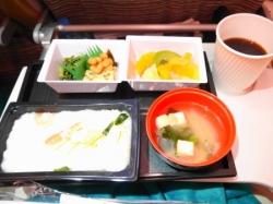 2回目の食事 和朝食