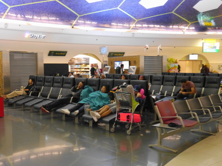 アブダビ空港