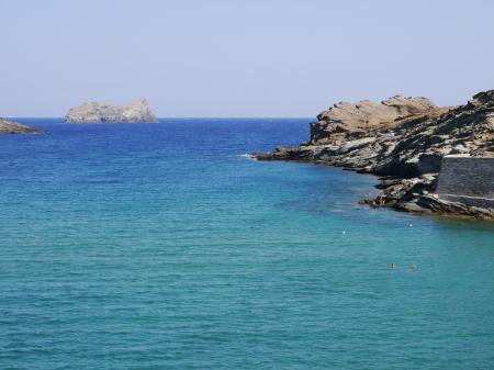 海が美しいコリンビスラビーチ