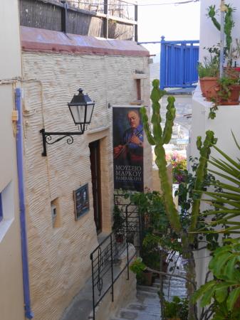 ギリシャ音楽の場所