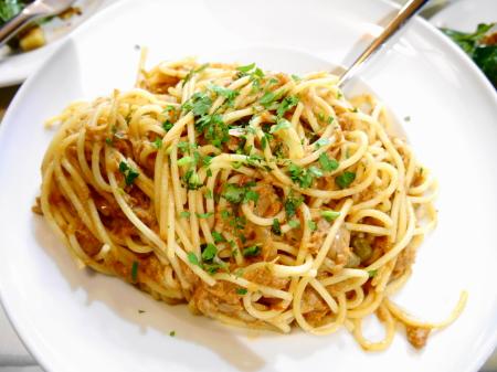 ツナスパゲティ