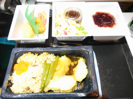 機内食 和食セット